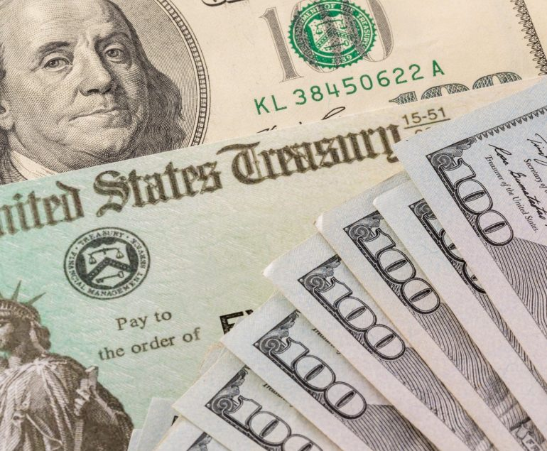 IRS Monitor Bank Account